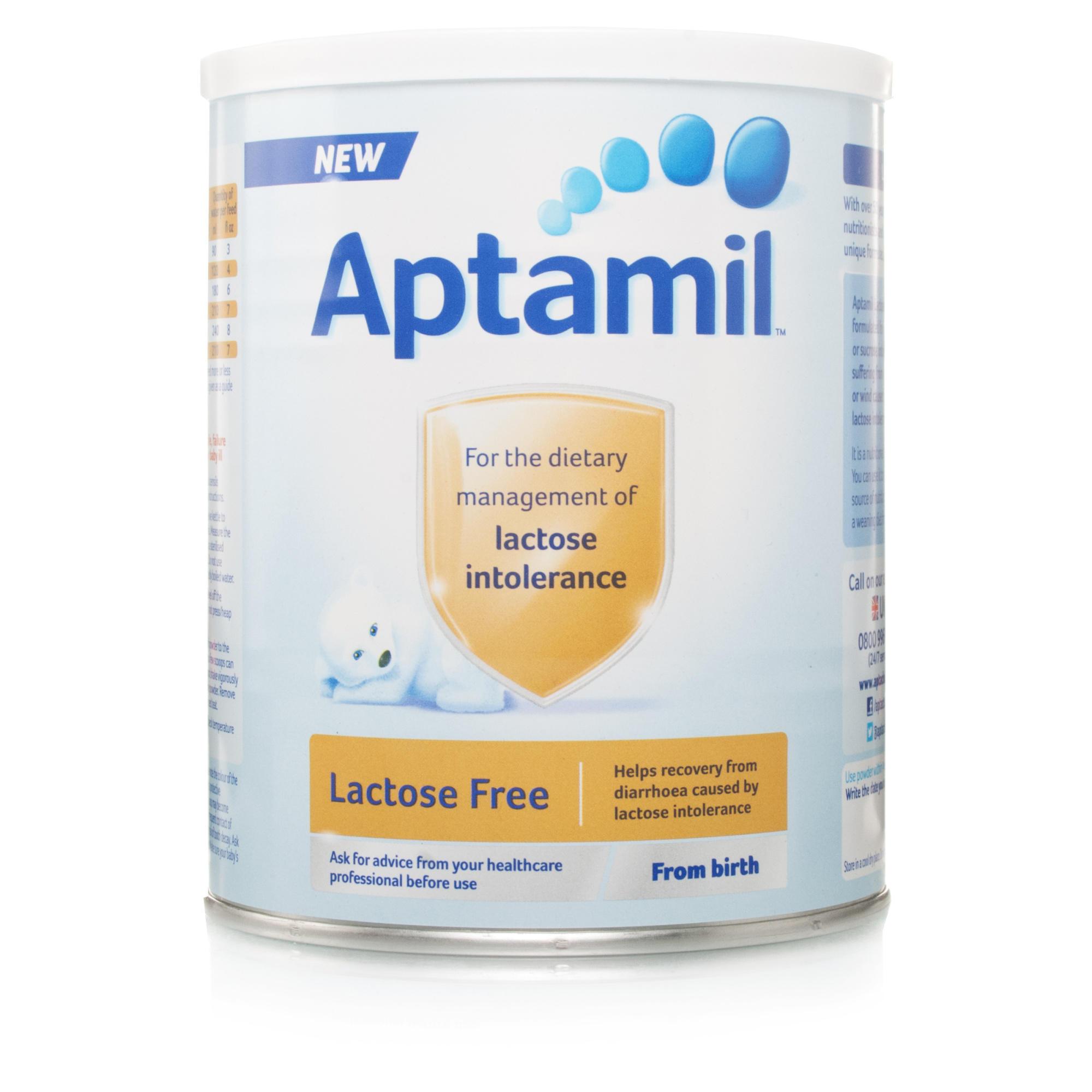 Aptamil Lactose Free Milk Powder