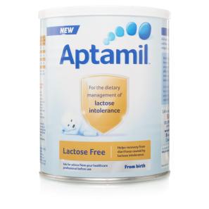 Lactose Free Baby Food Uk