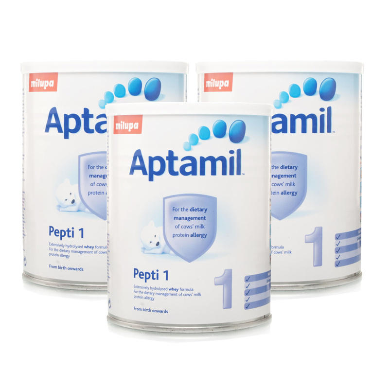 Aptamil Pepti Milk Powder 400g  Triple Pack