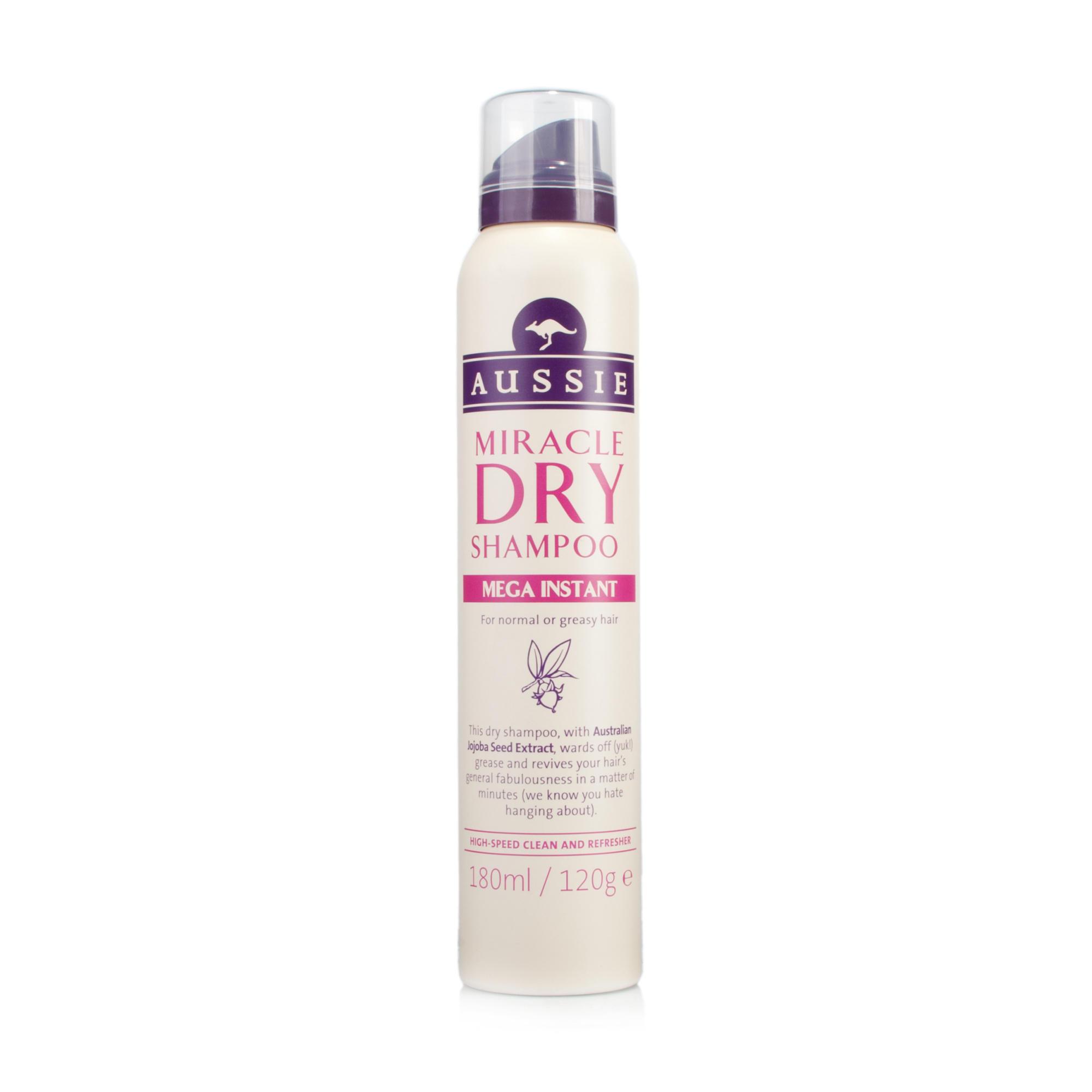 Aussie Dry Shampoo Mega Instant