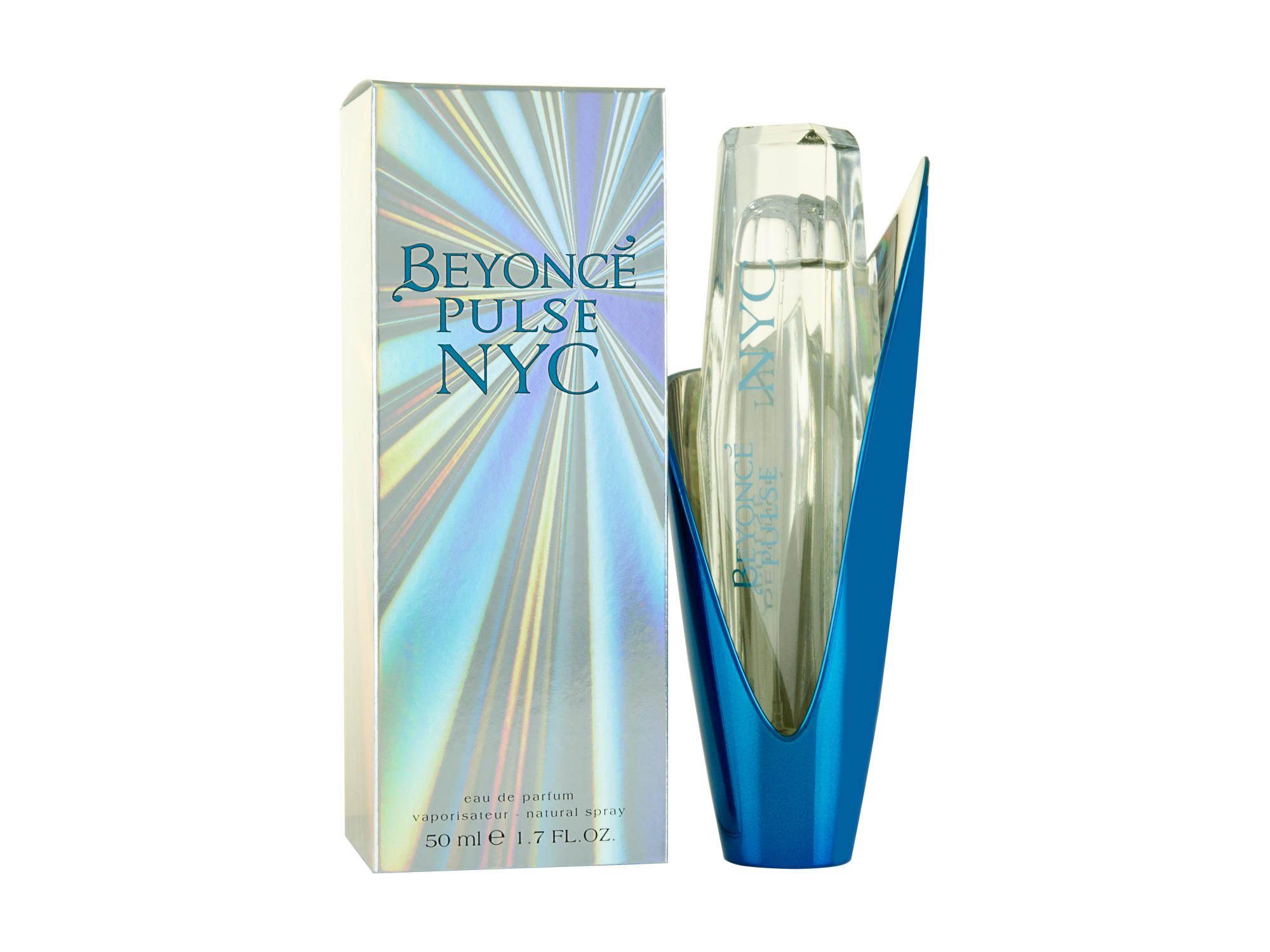 Beyonce Pulse Nyc Eau De Parfum Spray
