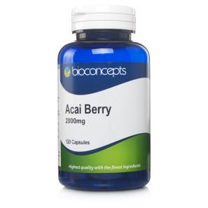 Bioconcepts Acai Berry 2000mg Weight Loss Pills | Chemist Direct