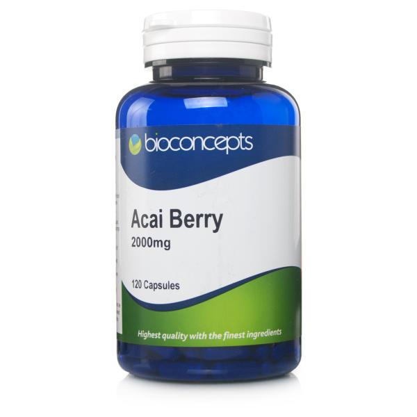 Bioconcepts Acai Berry 2000mg