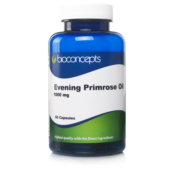 Bioconcepts Evening Primrose Oil 1000mg
