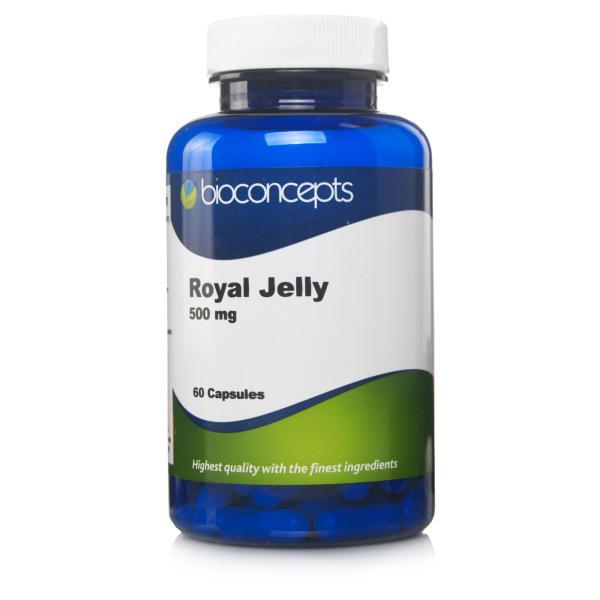 Bioconcepts Royal Jelly 500mg