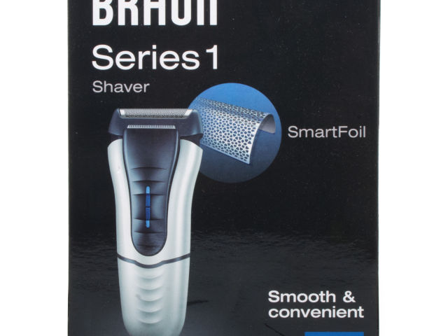 Braun Series 1 150 Rechargeable Shaver