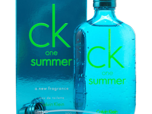 Calvin Klein Ck One Summer Limited Edition Edt