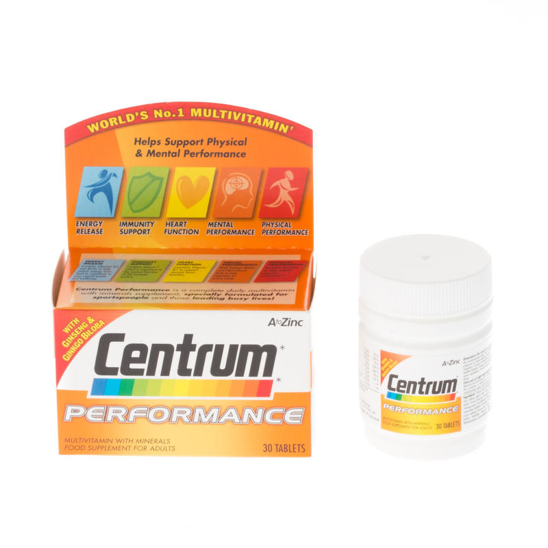 Centrum Performance Tablets Chemist Direct