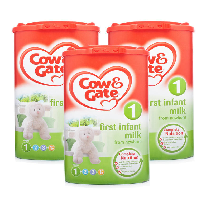 Cow Amp Gate First Infant Milk Triple Pack Chemist Direct