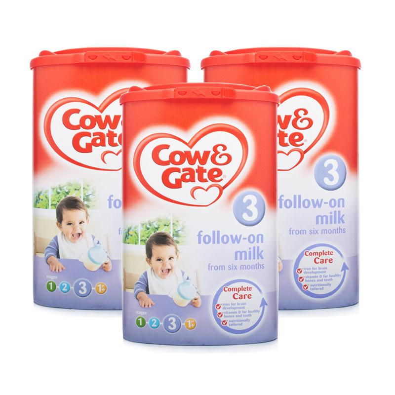 Cow Amp Gate Follow On Milk Triple Pack Chemist Direct