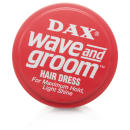 Dax Wax Red Wave And Groom