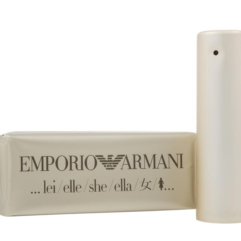 emporio armani she elle eau de parfum spray 100ml. Black Bedroom Furniture Sets. Home Design Ideas