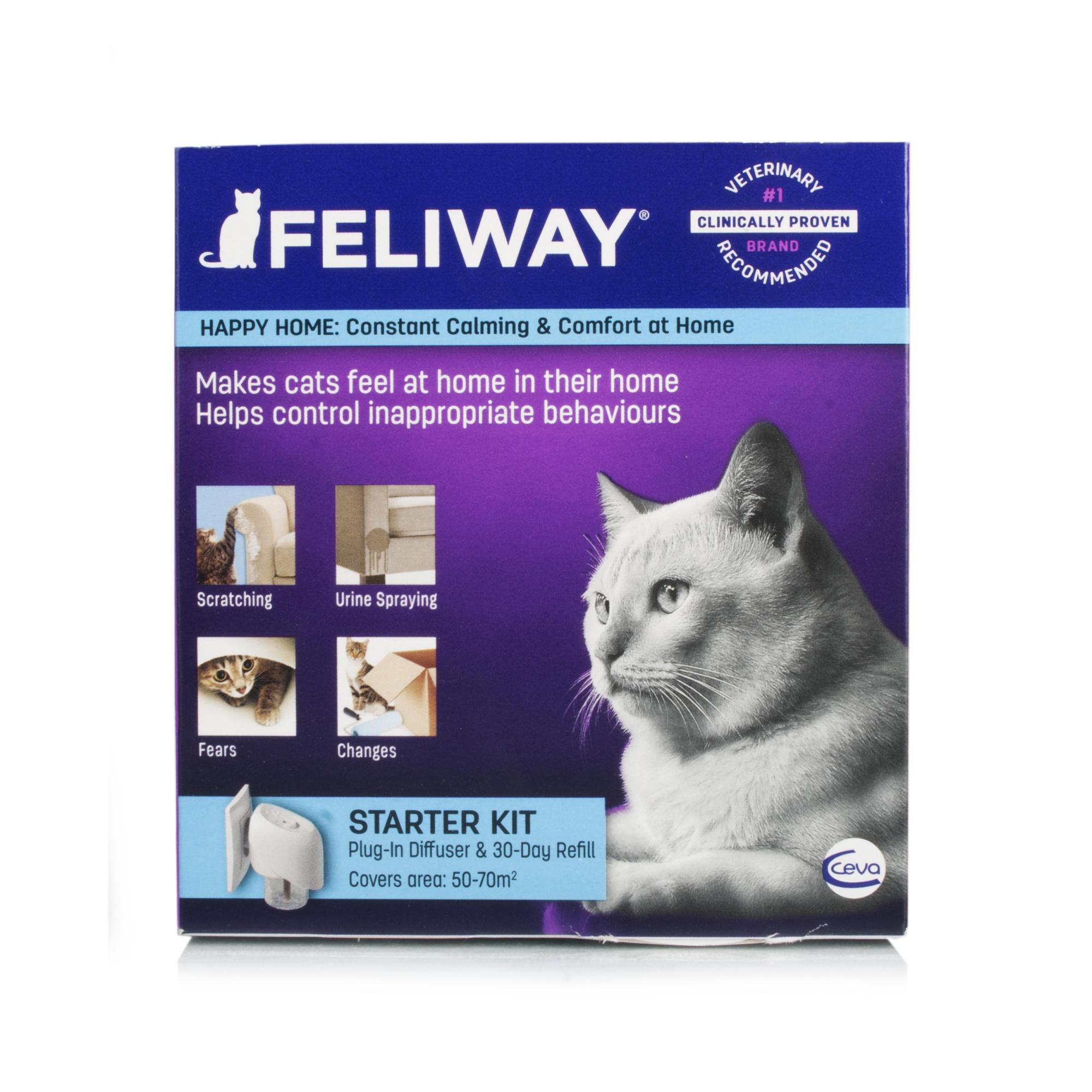 Feliway Diffuser Starter Kit