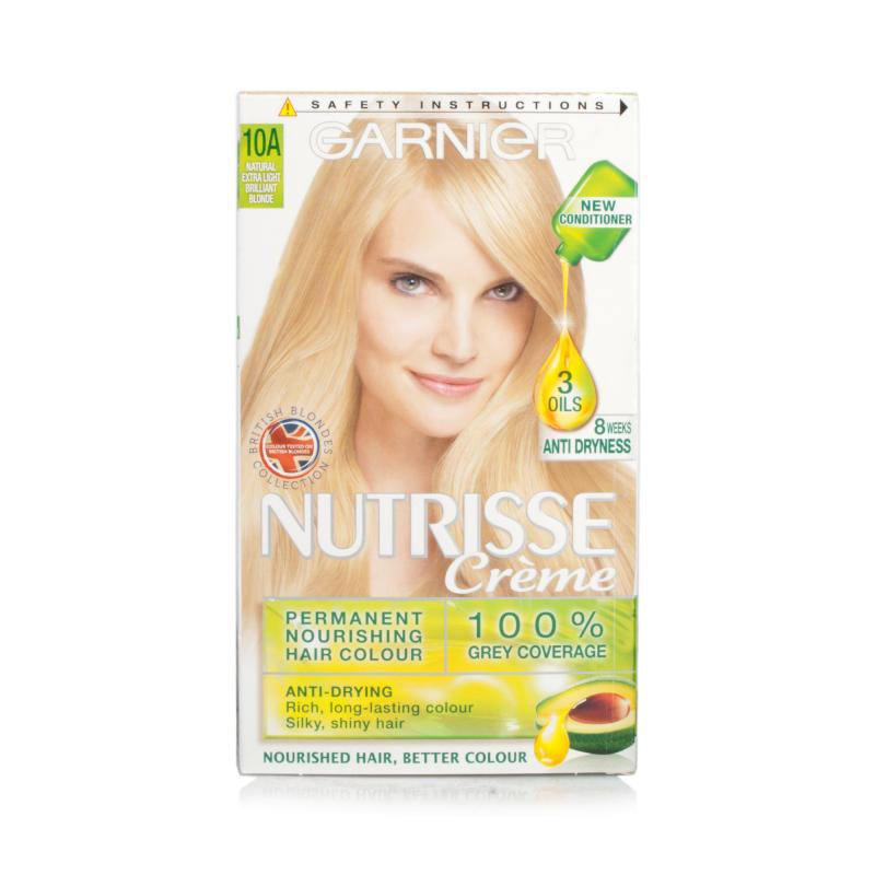 Garnier Extra Light Natural Blonde Reviews