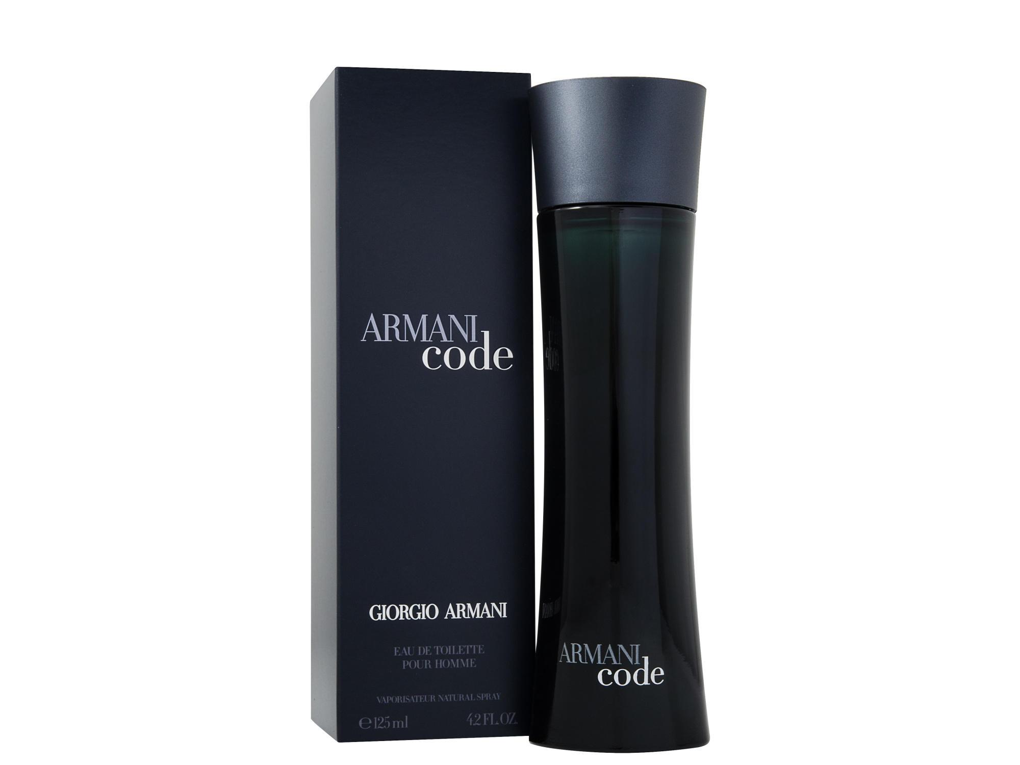 Giorgio Armani Code Eau De Toilette Spray