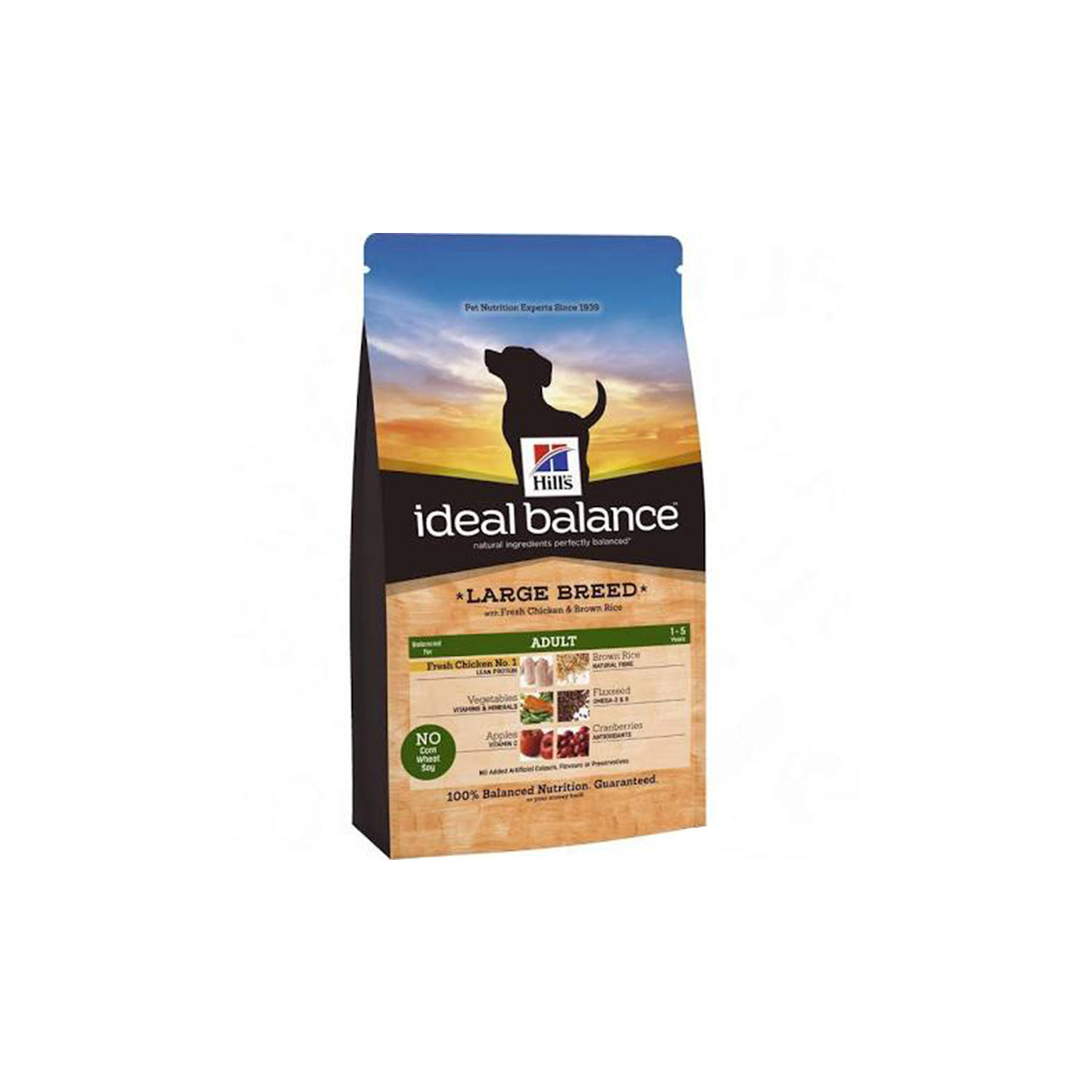 Hills Ideal Balance Canine Adult Large Breed With Fresh Chicken And Potato