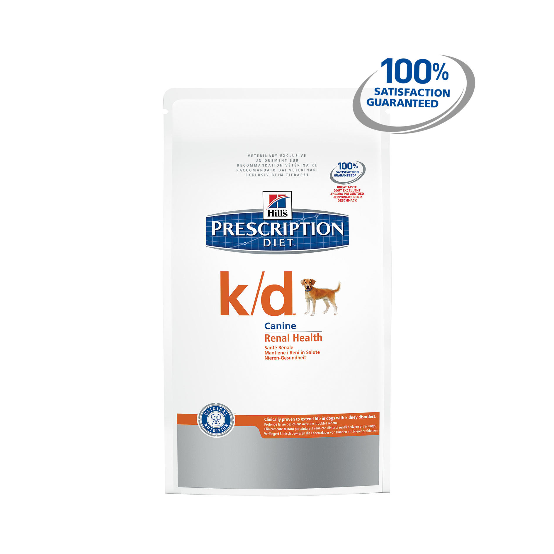 Hills Prescription Diet Canine K D