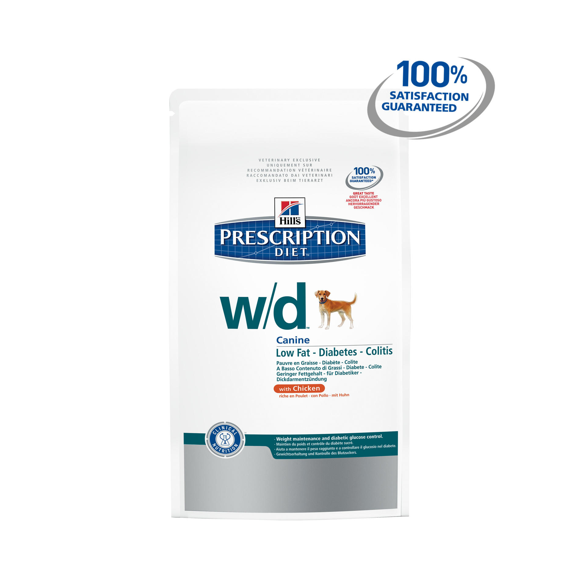 Click to view product details and reviews for Hills Prescription Diet Canine W D Mini.