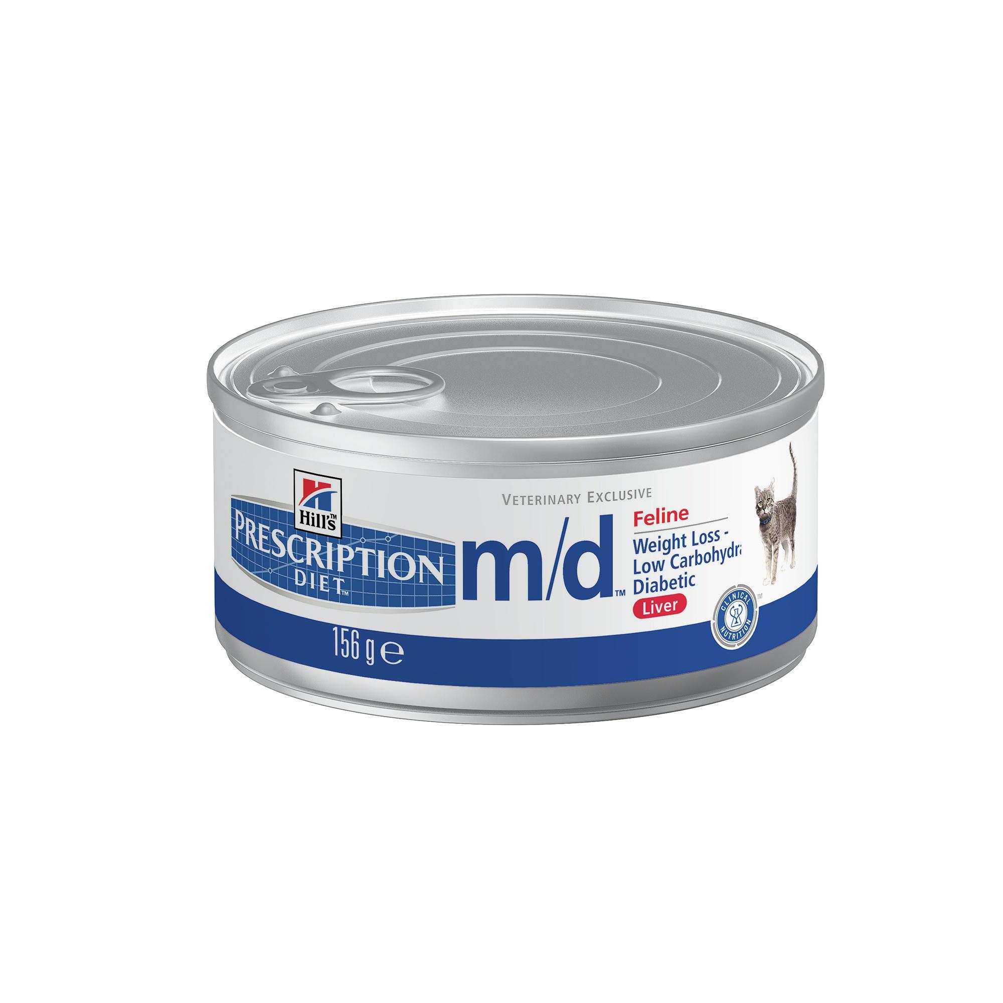 Alternative To Prescription Cat Food M D