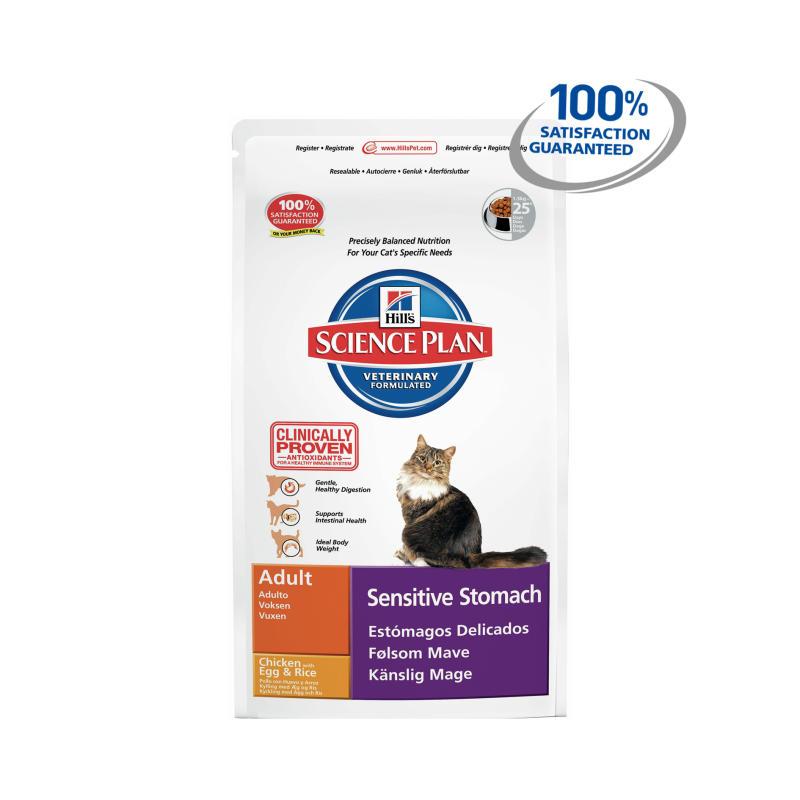 Hills Sensitive Stomach Cat Food Uk