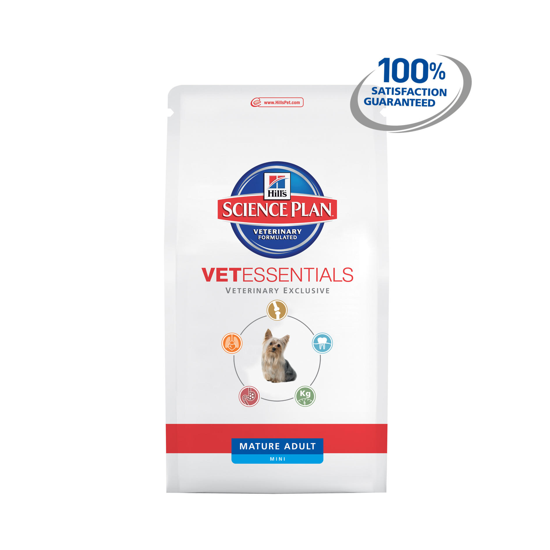Hills Science Plan Vet Essentials Mature Canine Mini Chicken