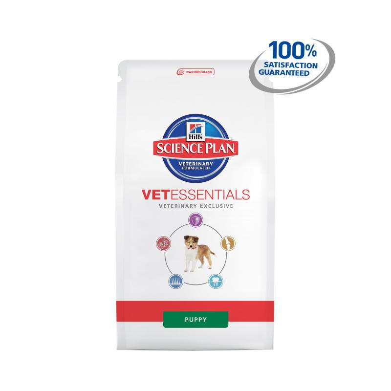 Hills Vet Essentials Puppy Food Review