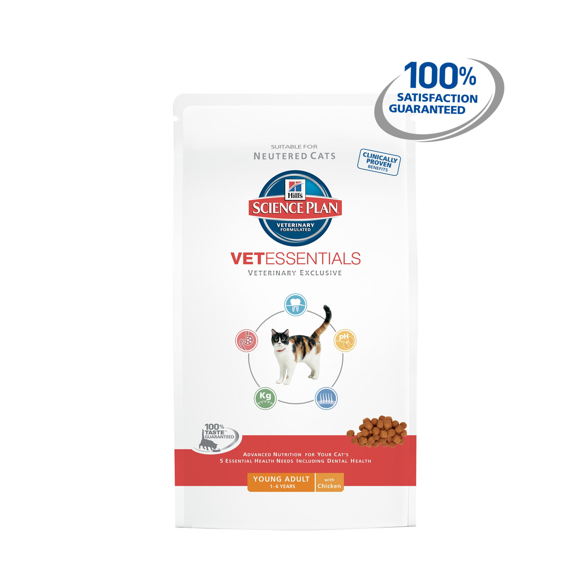 Click to view product details and reviews for Hills Science Plan Vet Essentials Young Adult Cat.