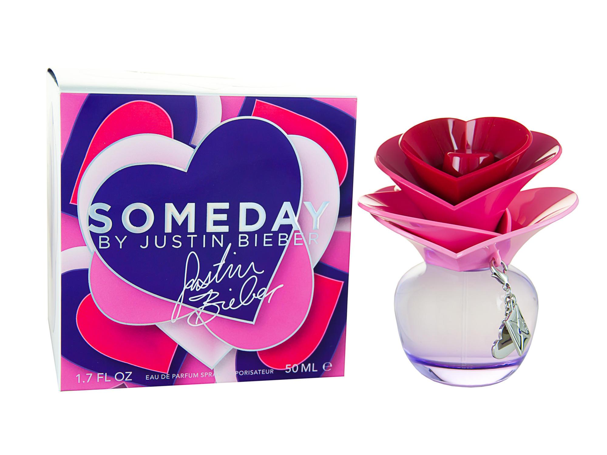 Justin Bieber Someday Eau De Parfum Spray