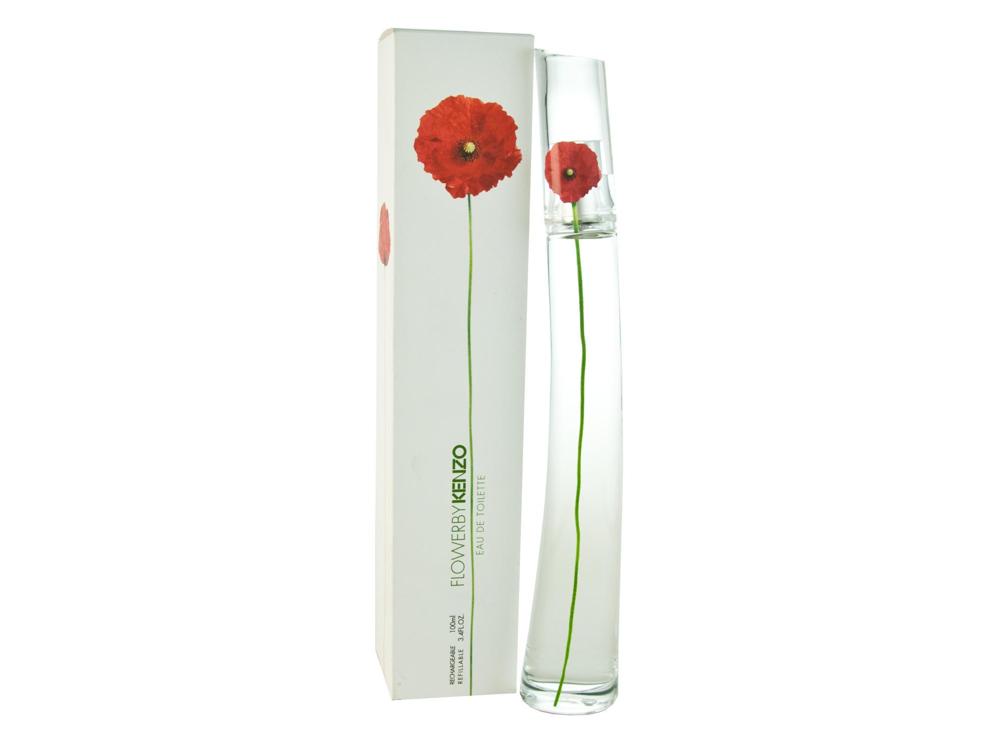 Kenzo Flower Eau De Toilette Refillable Spray
