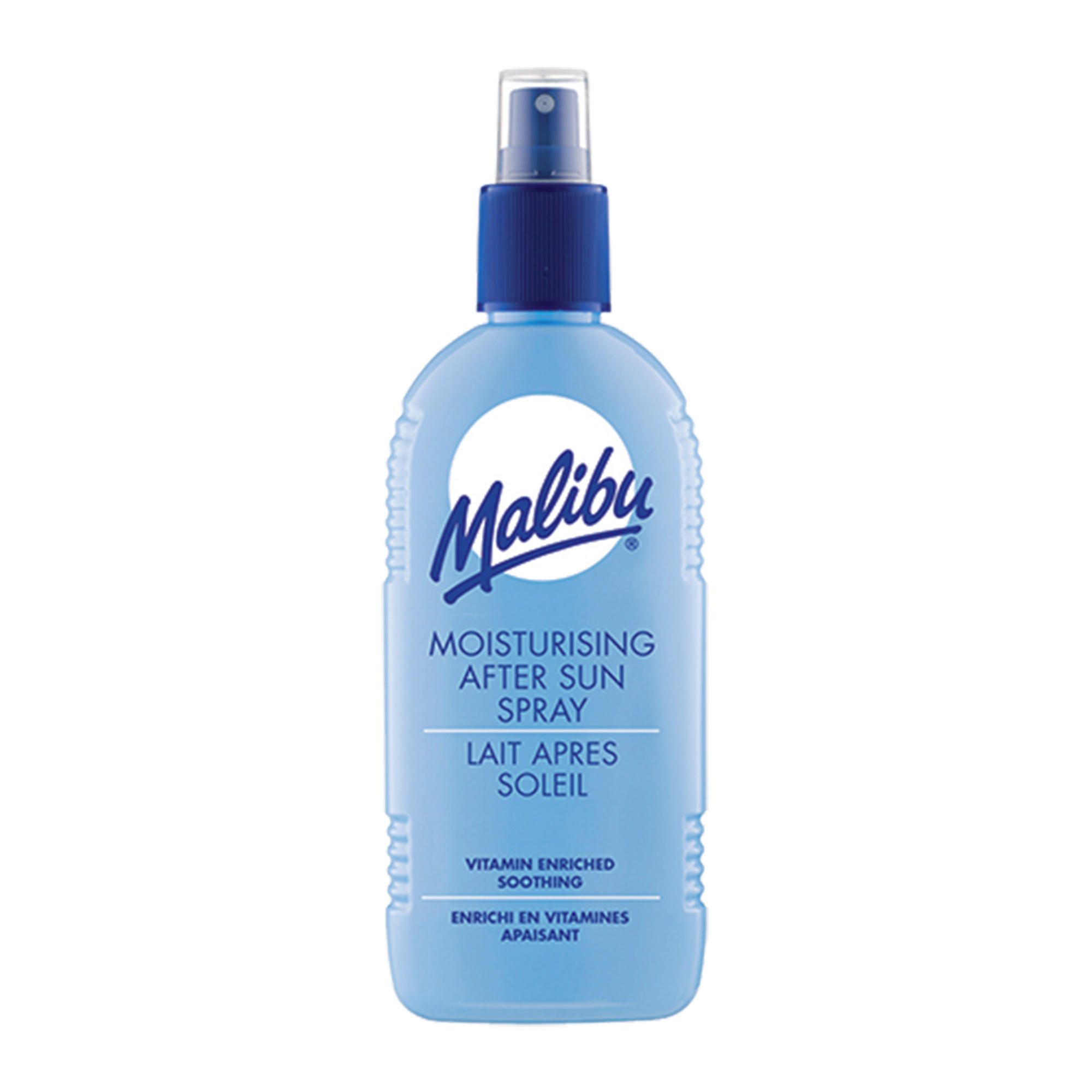 Click to view product details and reviews for Malibu Aftersun Spray.