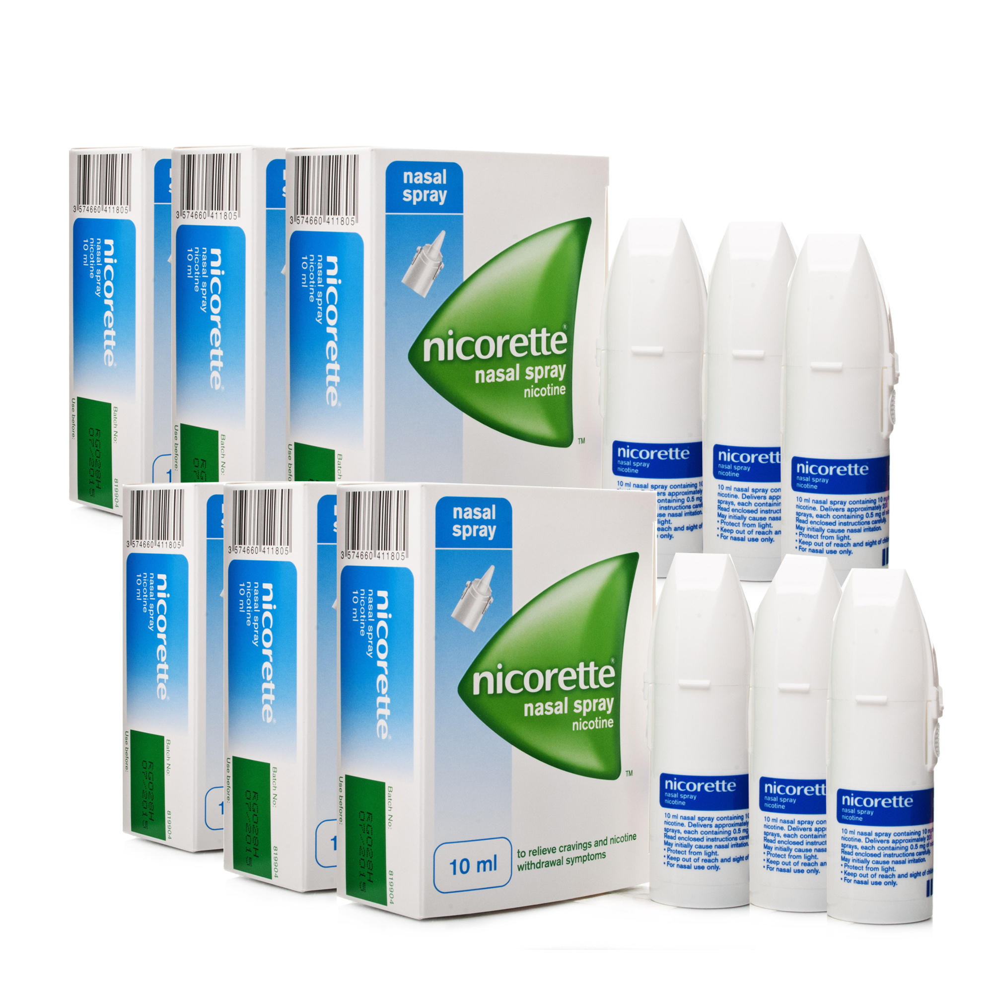 Ejaculation nasal spray