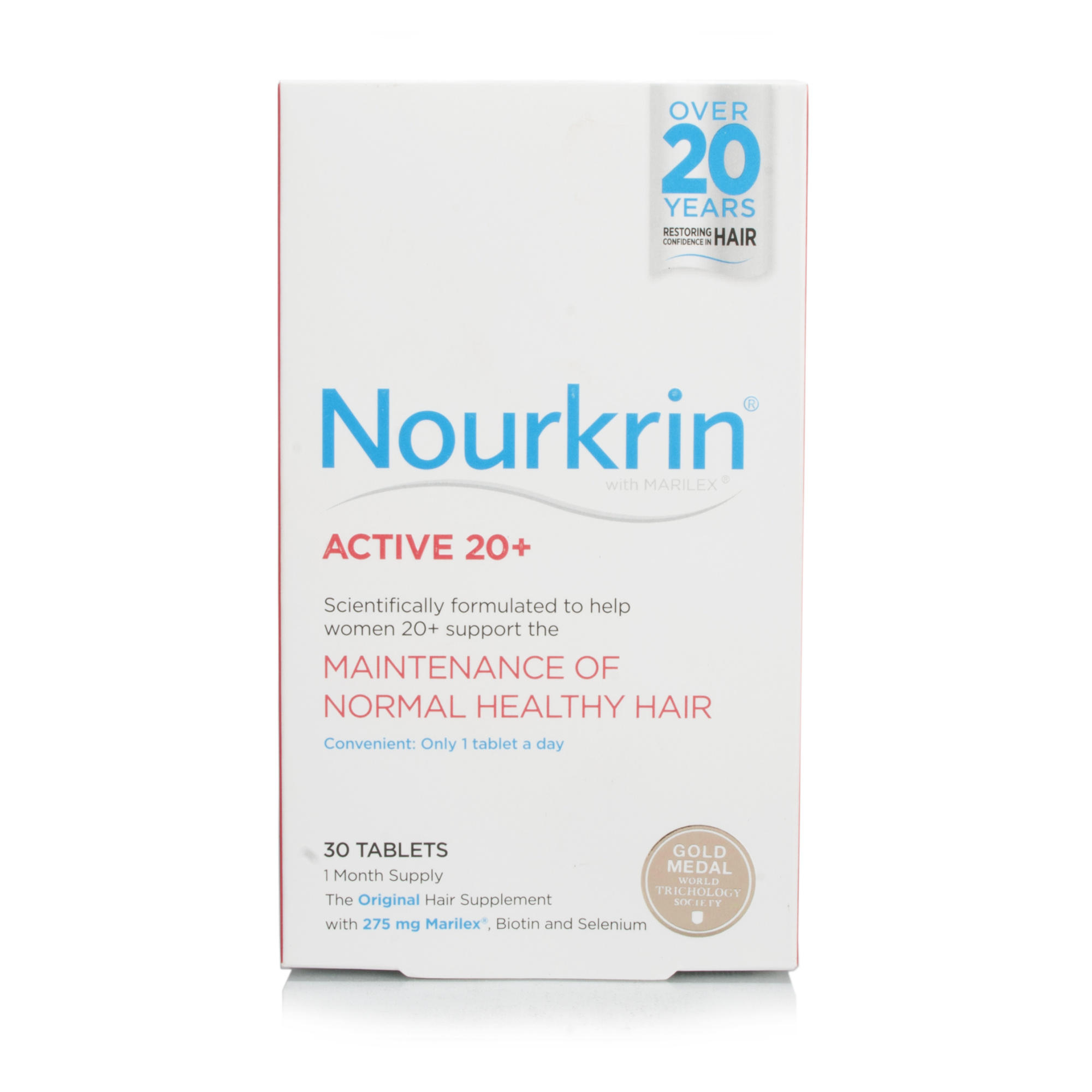 Nourkrin Active 20 1 Month Supply