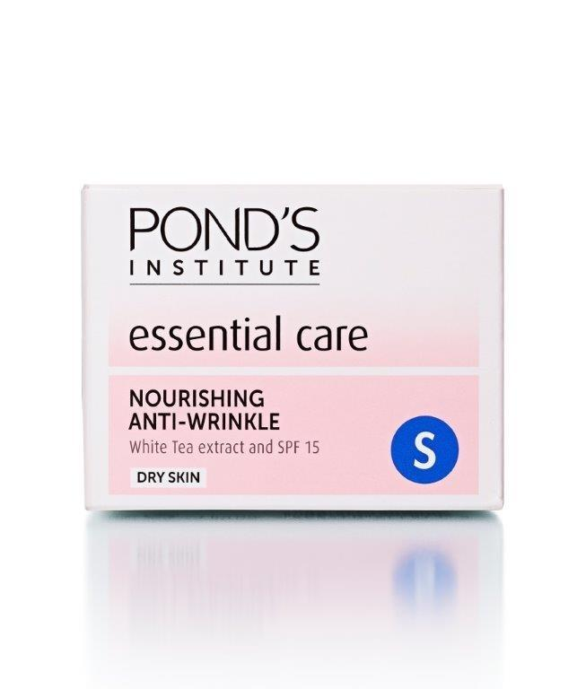 Ponds Nourishing AntiWrinkle Cream for Dry Skin