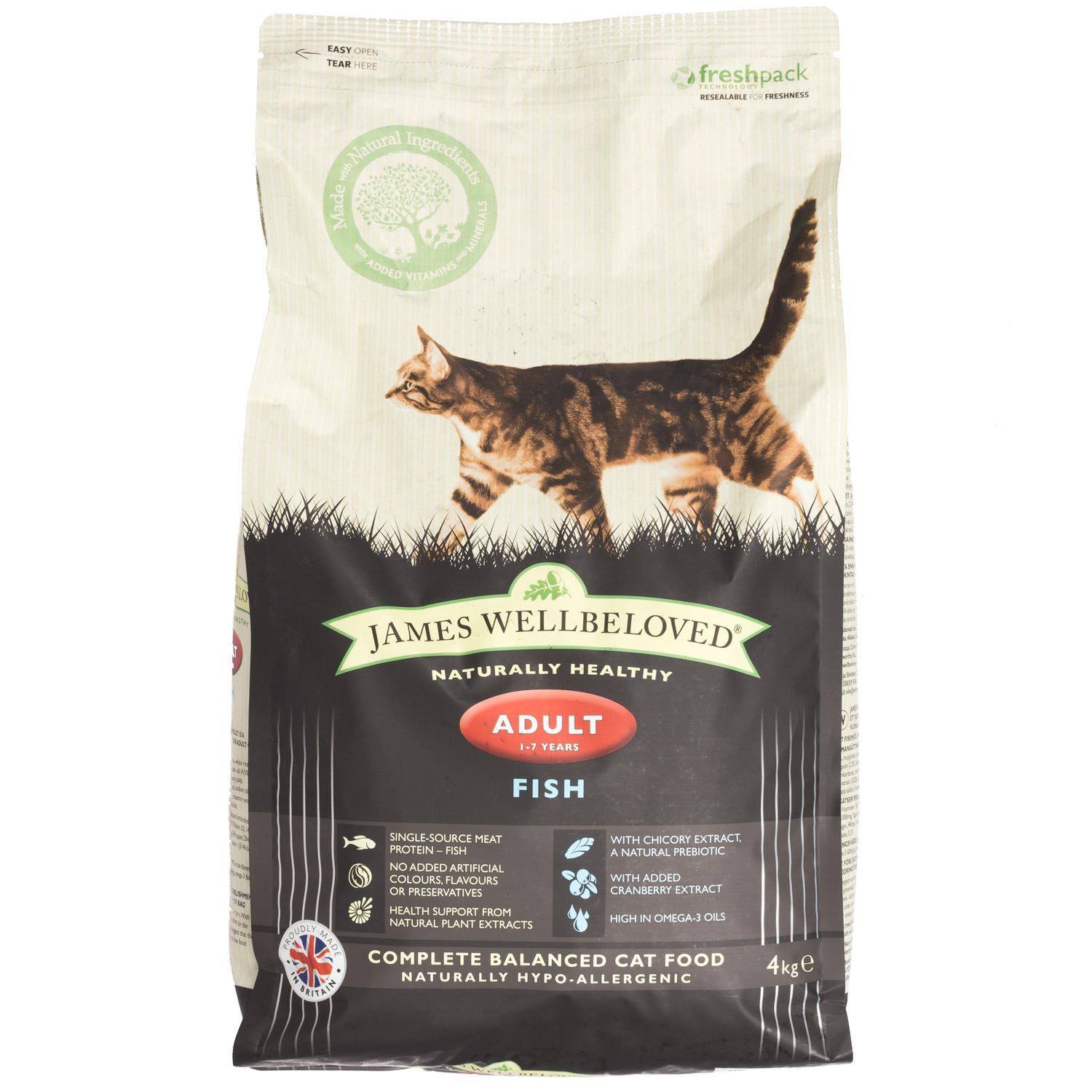 Hypoallergenic Cat Food Pouches Uk