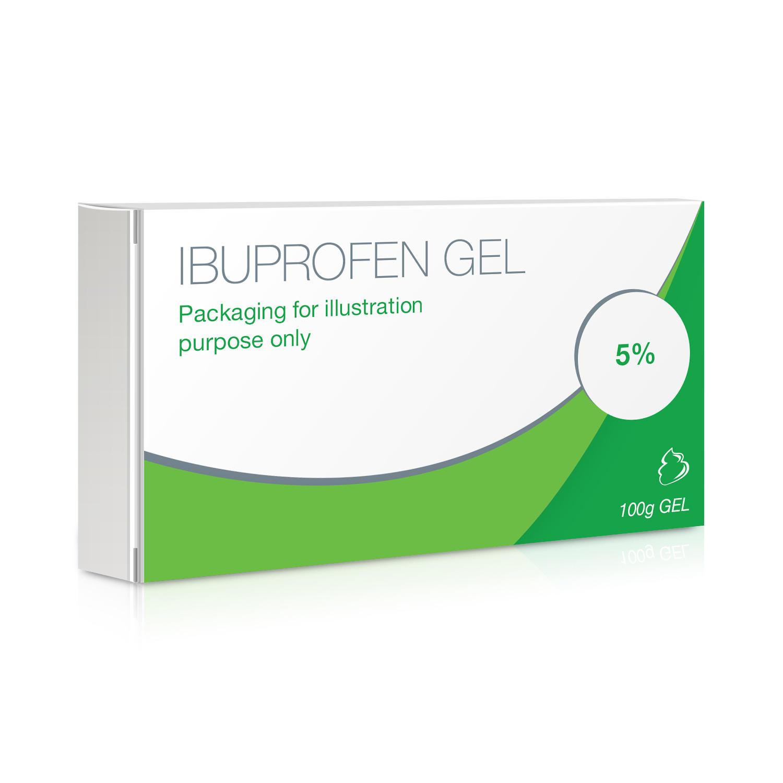 Stockists of 5% Ibuprofen Gel