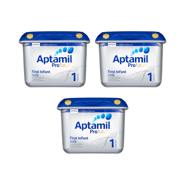 Aptamil Profutura First Milk 800g  Triple Pack