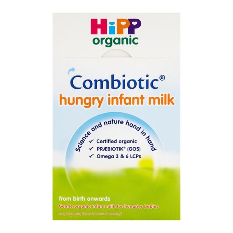 HiPP Organic Hungry Baby Infant Milk Powder