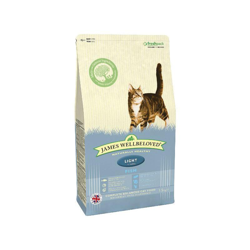 James Wellbeloved Light Cat Food