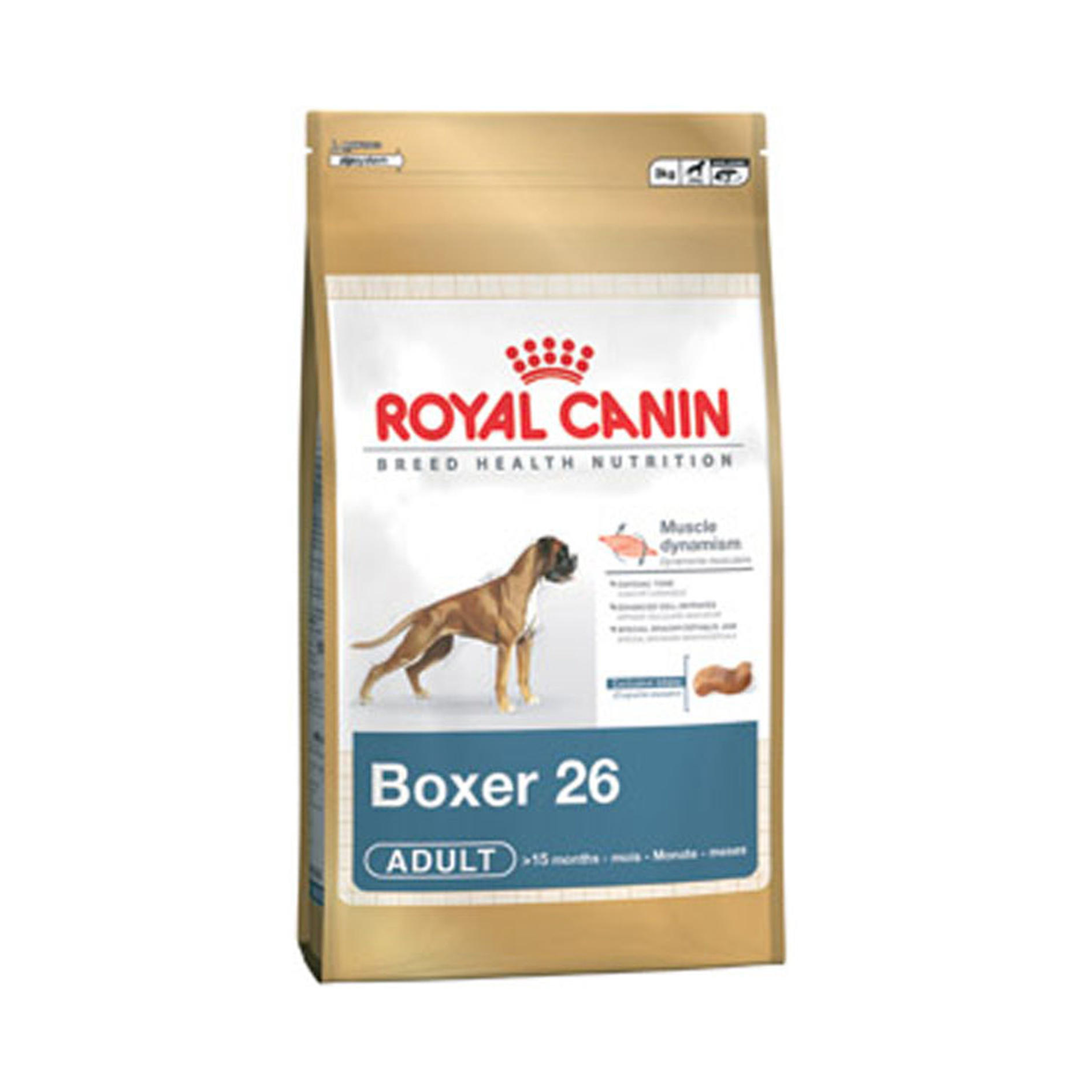 Click to view product details and reviews for Royal Canin Breed Health Nutrition Boxer Adult 26.