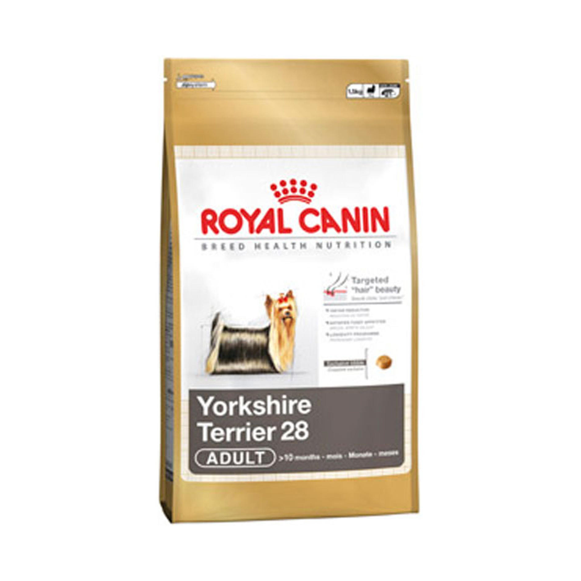 Click to view product details and reviews for Royal Canin Breed Health Nutrition Yorkshire Terrier 28.