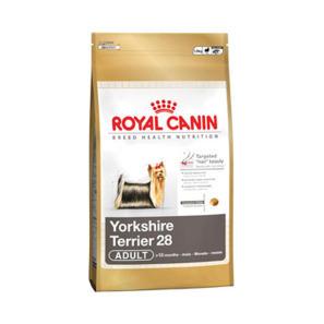 buy royal canin breed health nutrition yorkshire terrier 28. Black Bedroom Furniture Sets. Home Design Ideas