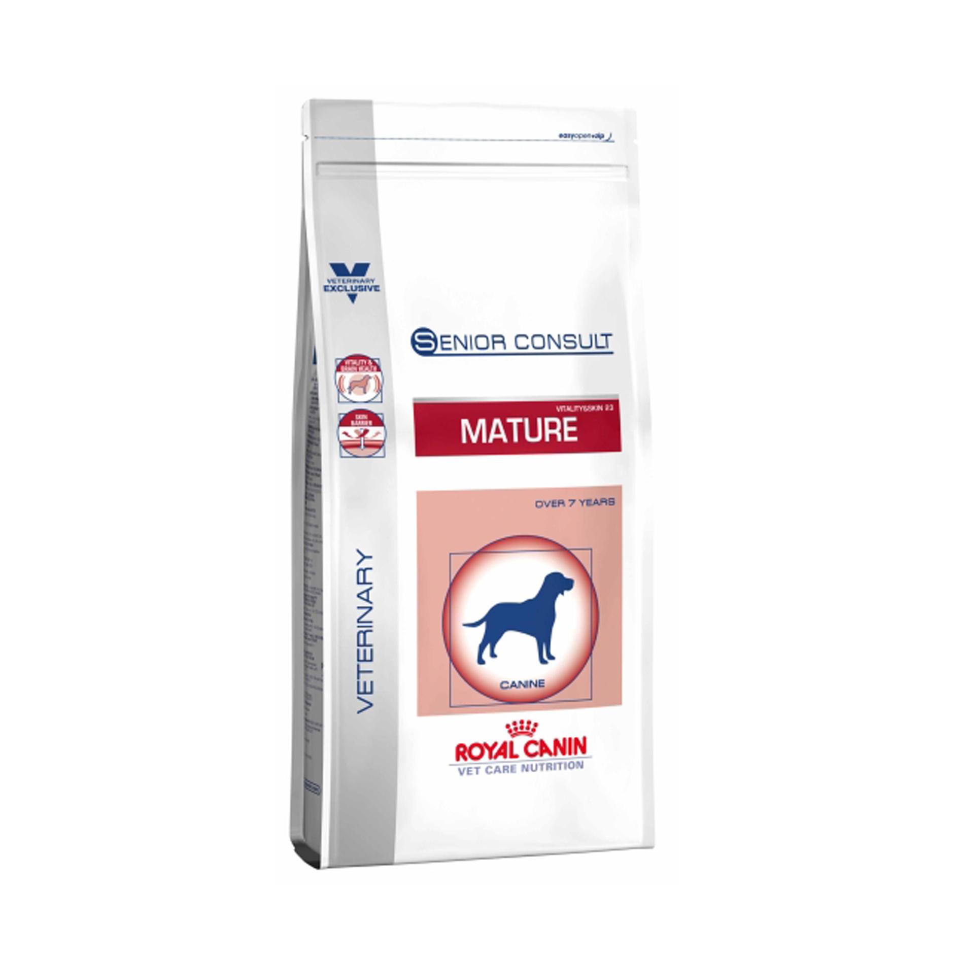 Royal Canin Canine Veterinary Care Nutrition Senior Consult Mature Medium Dog