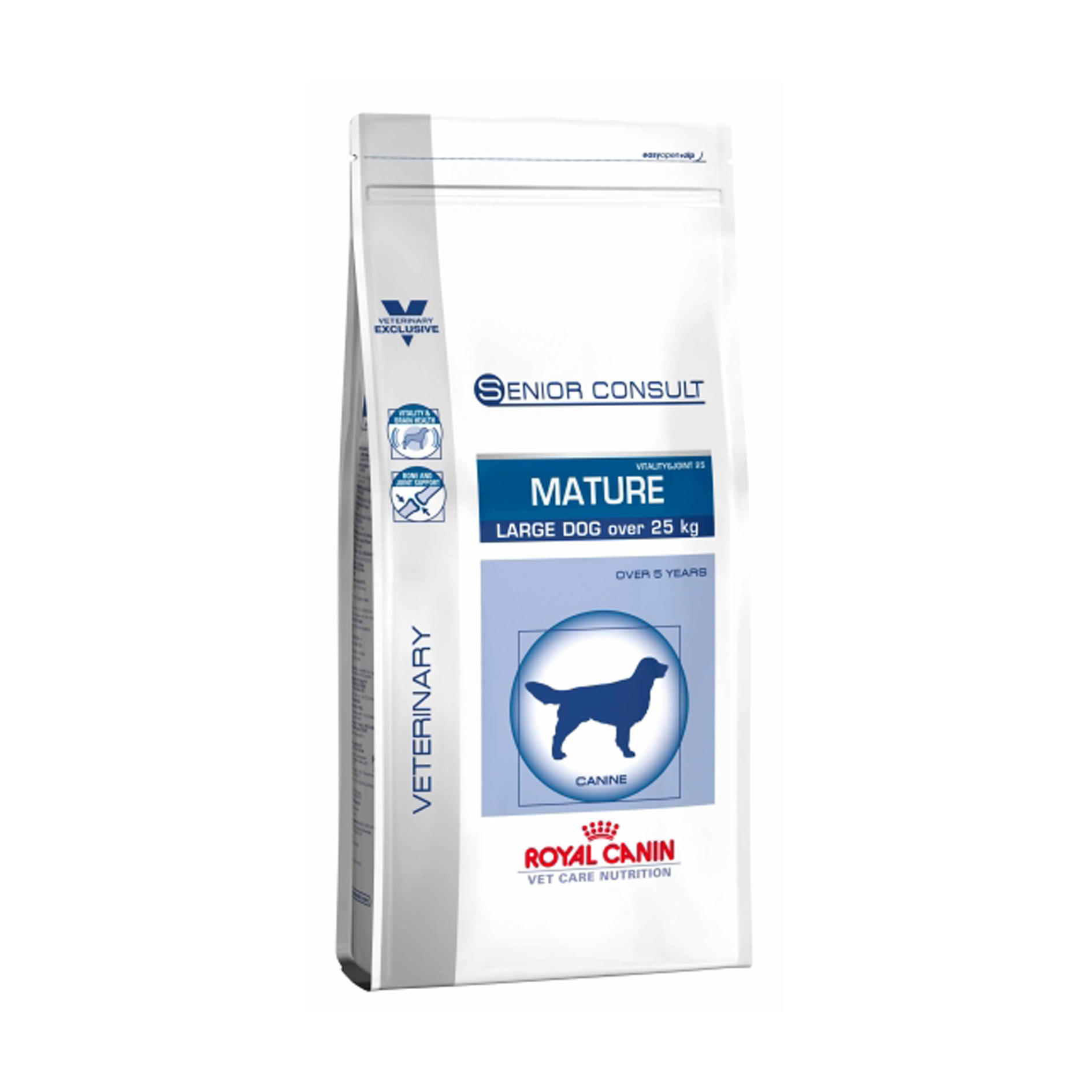 Royal Canin Canine Veterinary Care Senior Consult Mature Large Dog