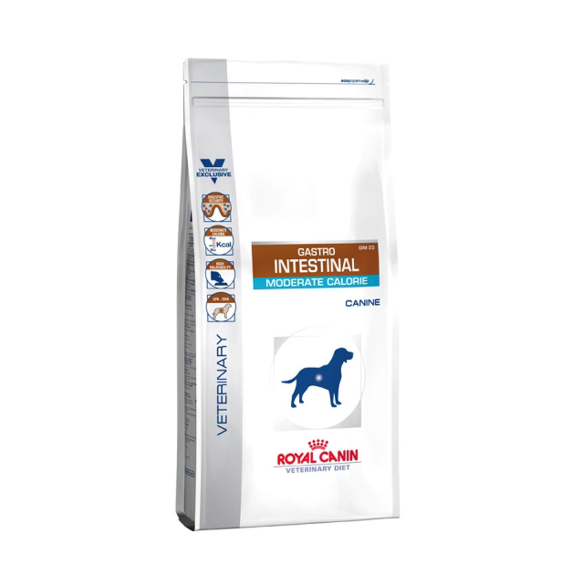 Click to view product details and reviews for Royal Canin Canine Veterinary Diet Gastro Intestinal Moderate Calorie.