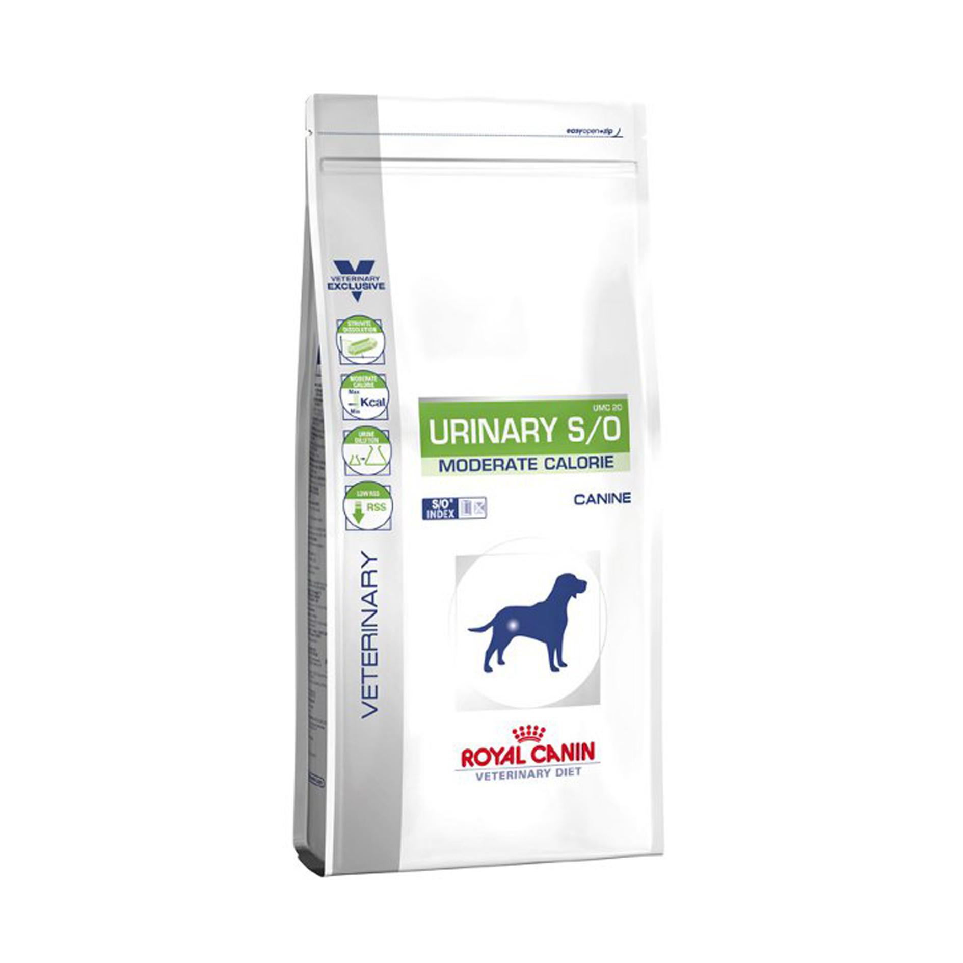 royal canin canine veterinary diet urinary s o moderate. Black Bedroom Furniture Sets. Home Design Ideas