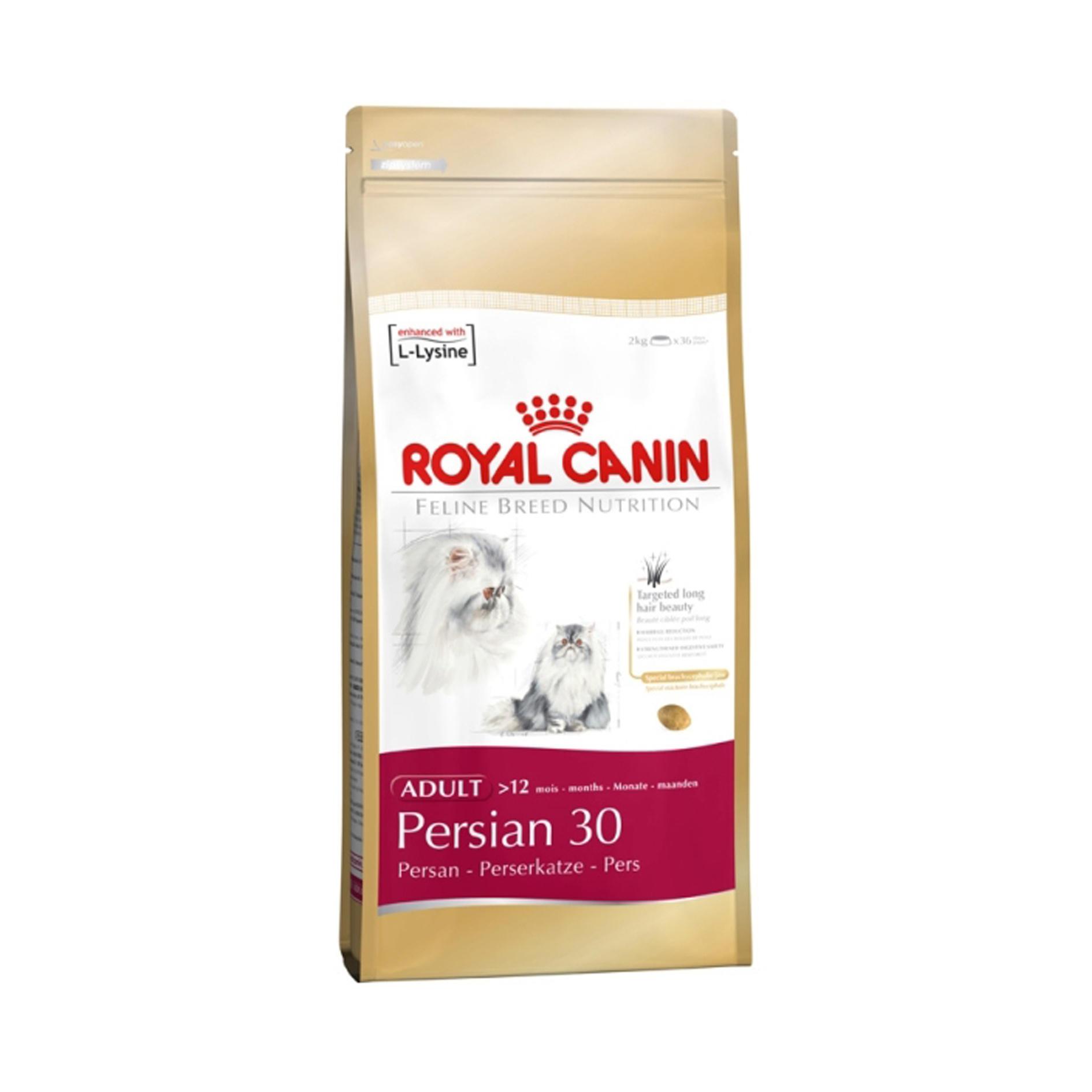 Royal Canin Feline Breed Nutrition Persian Adult 30
