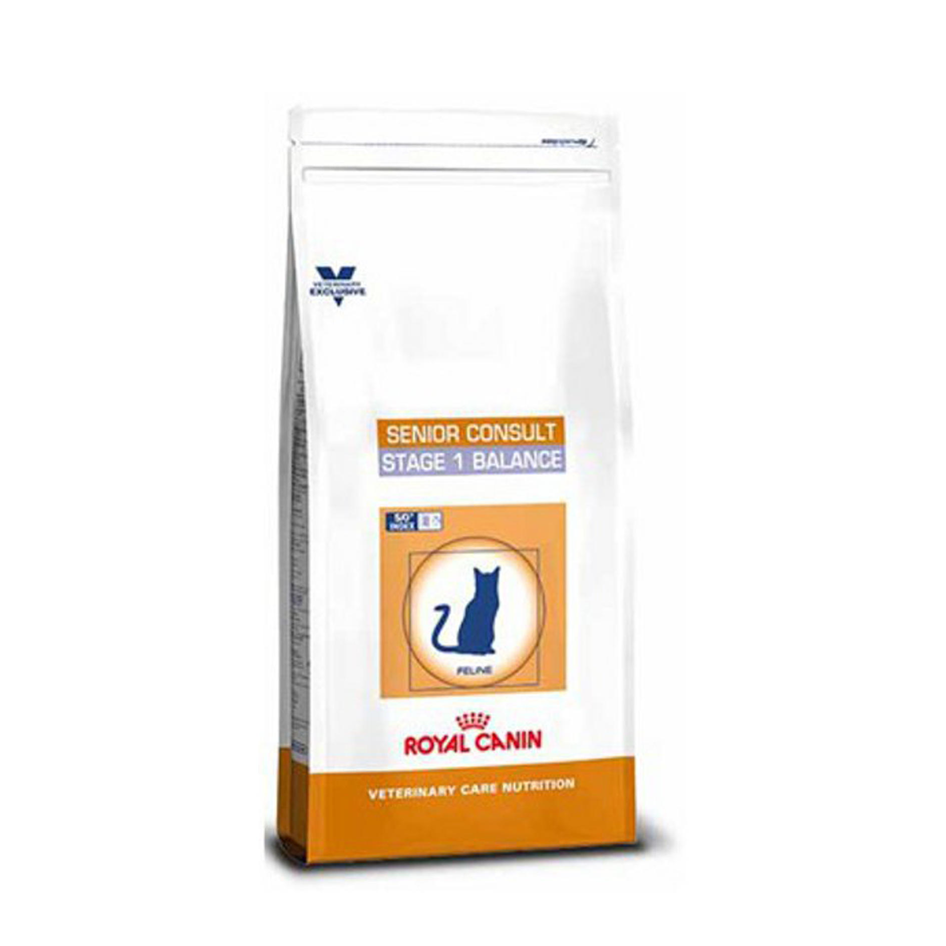 Click to view product details and reviews for Royal Canin Feline Veterinary Care Nutrition Senior Consult Stage 1 Balance.