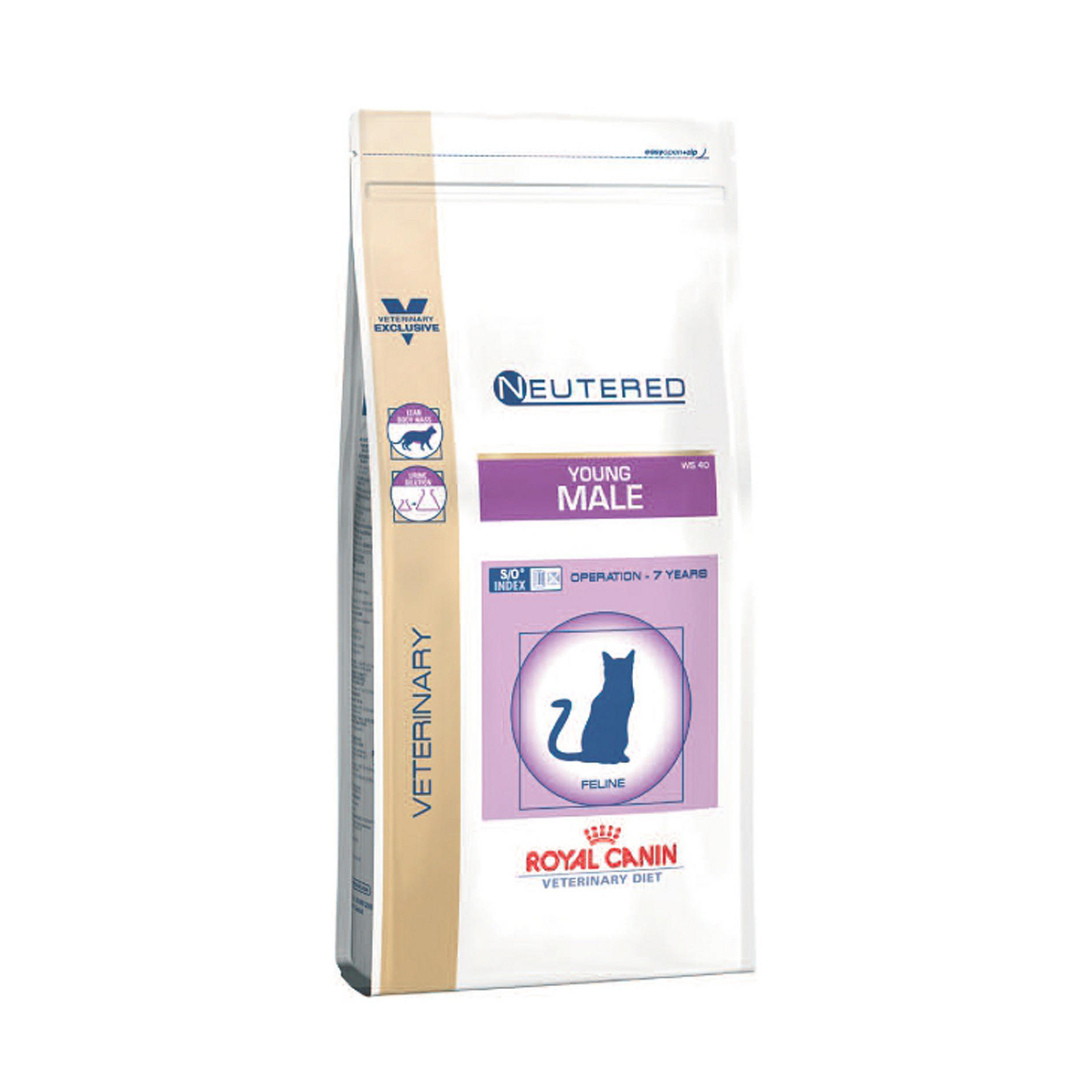 Click to view product details and reviews for Royal Canin Feline Veterinary Care Young Male Neutered.