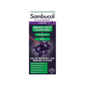 Sambucol sugar free