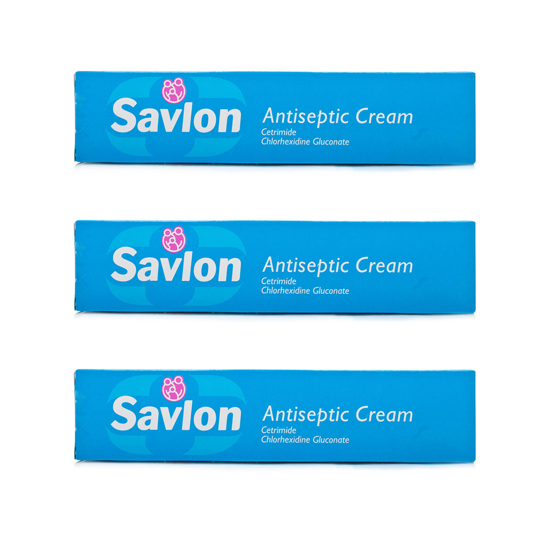 Savlon Antiseptic Cream 100g  Triple Pack